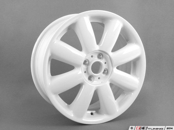 Genuine Mini 36116769412 R104 Mini Crown Spoke Wheel
