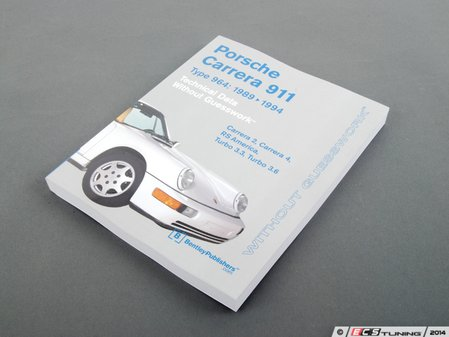ES#1953830 - PC94 - Porsche 964 (1989-1994) Technical Data Handbook - An invaluable technical reference source for the 964 owner - Bentley - Porsche