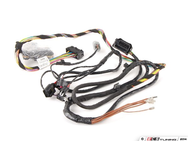 genuine bmw 61129238742 wiring harness repair section BMW E46 Wiring Harness BMW Stereo Wiring Harness
