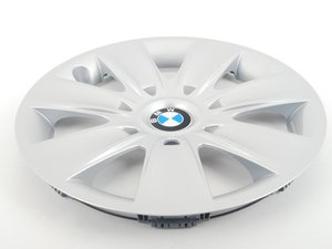 ES#65862 - 36136777786 - Wheel Cover - Priced Each - Replace the steel wheel cover on your winter wheels - Genuine BMW - BMW