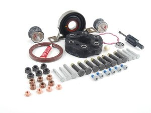 ES#2587129 - 11211720310KT - Clutch Installation Kit - Everything you will need to do the job properly, including upgraded transmission mounts - Assembled By ECS - BMW