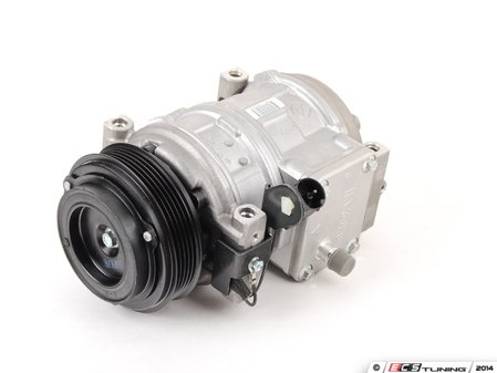 ES#2771815 - 64528390336 - A/C Compressor - No core charge necessary - Denso - BMW