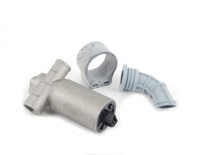 ES#2762775 - 13411744713KT - Idle Control Valve Kit - An integral part of the air intake system - Assembled By ECS - BMW