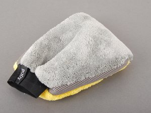 ES#2619421 - MIC402 - Waterproof 4 in 1 Microfiber Premium Wash Mitt - Can be used for washing or waxing - Chemical Guys - Audi BMW Volkswagen Mercedes Benz MINI Porsche