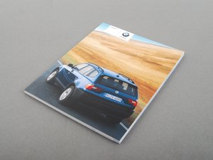 ES#13049 - 01410158448 - Owner's Manual - Everything you need to know about your car - Genuine BMW - BMW