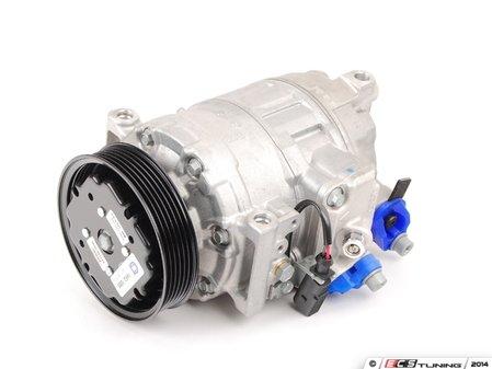 ES#2568241 - 8E0260805AJ - A/C Compressor - Includes Clutch - Brand new unit - No core charge - ACM - Audi