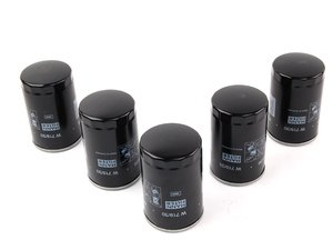 ES#1160 - W719.25 5PK - Oil Filter - Pack Of 5 - Stock up for future maintenance and save! - Mann - Audi Volkswagen