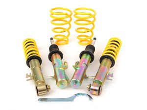 """ES#2795141 - 90625 - ST X Performance Coilover System - Fixed Damping 13220075  - Height adjustable with average lowering of 1.2""""-2.2"""" F. & 1.2"""" - 2.2"""" R. - Suspension Techniques - MINI"""