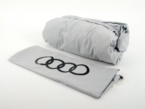 ES#473413 - ZAW400100 - Audi Car Cover - Protect your Audi's paint - Genuine Volkswagen Audi - Audi BMW Volkswagen Mercedes Benz MINI Porsche
