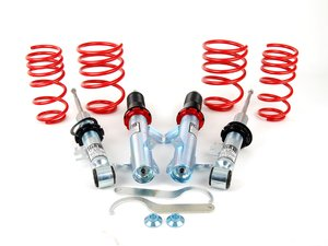 ES#1303581 - 50453 - Street Performance Coilovers H&R - Priced As Kit - Upgrade your MINI suspension to H&R - H&R - MINI