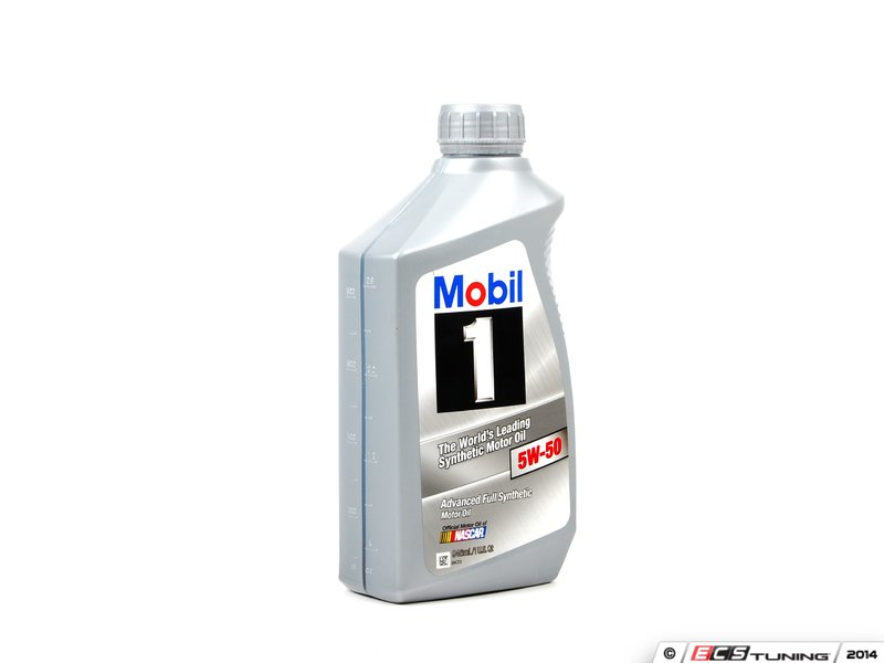 6 Quart Mobil 1 Full Synthetic Oil Change With Genuine