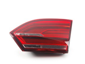ES#2582642 - 5C6945308 - Inner LED Tail Light Assembly - Right - Without rear fog light - Genuine Volkswagen Audi - Volkswagen