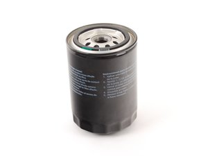 ES#261623 - 72174 - Oil Filter - Priced Each - Larger capacity oil filter to filter more oil efficiently - Bosch - Volkswagen