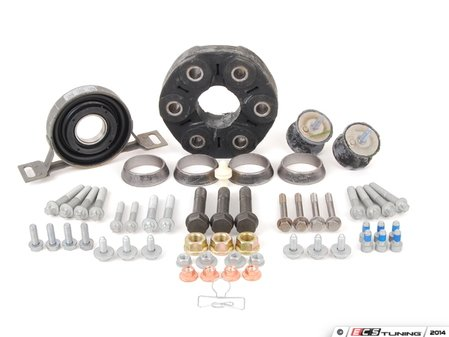 ES#2695728 - 21511223328KT - Clutch Installation Kit - Everything you will need to get the job done - no last minute trips to the dealer! - Genuine BMW - BMW