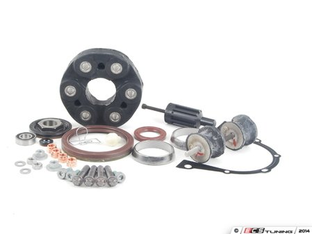 ES#2594253 - 11211720310KT4 - Clutch Installation Kit - Everything you will need to get the job done, including transmission mounts - Assembled By ECS - BMW