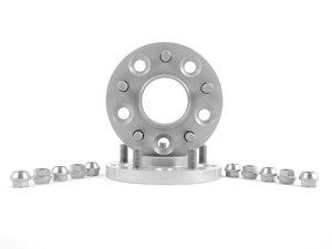 ES#1874145 - 3065666 - H&R DRM Series Wheel Spacers - 15mm (1 Pair) - 5x114.3, 66CB, for studs M12x1.25mm - H&R -