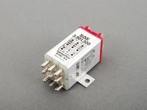 ES#2597244 - 2015403745 - Over Voltage Protection Relay - Includes new 10 Amp fuses - Kaehler - Mercedes Benz