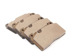 ES#2732430 - 8R0698151L - Front Brake Pad Set - Restore the stopping power in your vehicle - Genuine Volkswagen Audi - Audi