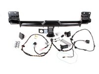 ES#262789 - 71602156525 - Trailer Hitch Kit - Complete kit ready to install - Genuine BMW - BMW