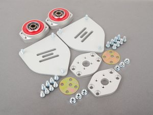 ES#2746700 - 67620 - Front Adjustable Camber Plates - Pair - An easy handling upgrade with a wide adjustment range - SPC - MINI