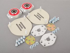 ES#2747488 - 67630 - Front Adjustable Camber Plates - Pair - An easy handling upgrade with a wide adjustment range - SPC - MINI