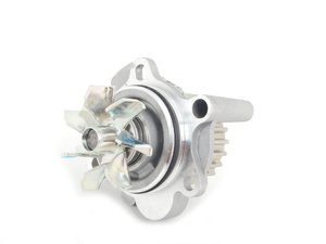 ES#766 - 06A121011L - Water Pump - Featuring a metal impeller - Graf - Audi Volkswagen