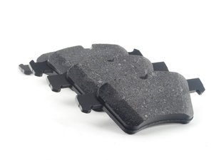 ES#2735298 - 1644202520 - Front Brake Pad Set - Does not include brake pad wear sensors - Genuine Mercedes Benz - Mercedes Benz