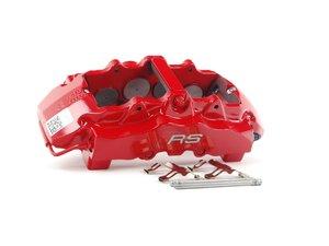 ES#2715174 - 8T0615108C - Front Brake Caliper - Red - Right - Restore Stopping Power - Genuine Volkswagen Audi - Audi