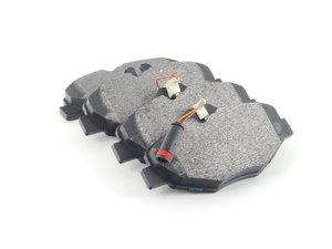 ES#2631534 - 0044207920 - Front Brake Pad Set - Includes brake pad wear sensor - Bosch - Mercedes Benz