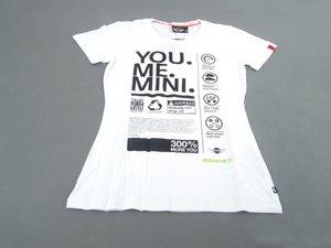 ES#2703524 - 80142338821 - MINI ladies T-Shirt YOU. ME. MINI. Pink - L - MINI Lettering Logo t - shirt - Genuine MINI - MINI