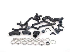 ES#2219679 - 06A129101D - Emissions Service Kit - Complete PCV refresh kit for your engine. - Assembled By ECS - Audi