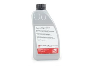 ES#2710264 - 001989780309 - Automatic Transmission Fluid - Priced Each - One (1) Liter Bottle - Meets Mercedes Specification 236.15 (ATF 134 FE) - Febi - Mercedes Benz