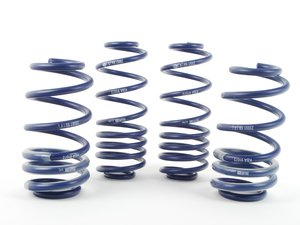 "ES#251841 - 50361 - Sport Springs - Set - Unrivaled comfort and performance. Average lowering of 1.5""F 1.5""R - H&R - Audi"