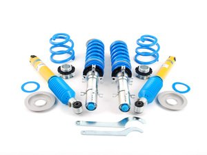 ES#2984069 - 48-080422 - PSS9 Coilover Kit - Adjustable Dampening - Average lowering of 30mm - 50mm front & rear - Bilstein - Audi Volkswagen