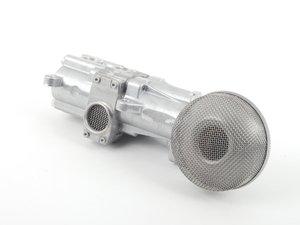 ES#1483456 - 99610700794 - Oil Pump Assembly - Pump with pickup and screen - Genuine Porsche - Porsche