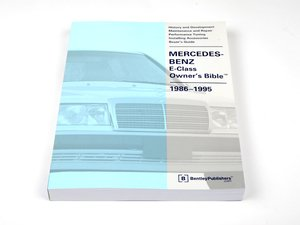 ES#2587144 - GM0B - Mercedes-Benz W124 E-Class (1986-1995) Owners Bible - Everything you need to know about the Mercedes-Benz 124 Chassis - Bentley - Mercedes Benz