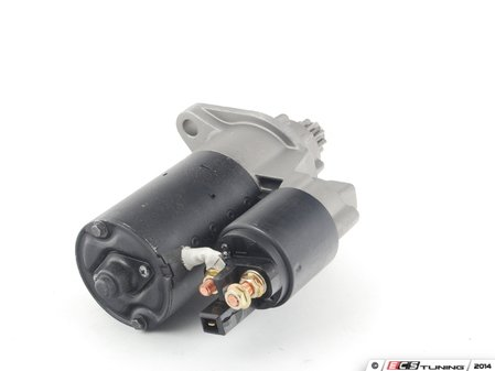 ES#2770790 - 02M911023XBKT - Starter - Remanufactured - Price includes $75 refundable core charge - Bosch - Audi Volkswagen