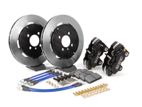 """ES#2771910 - BBKBMWE30 - Front 4-Piston Big Brake Kit  - Featuring 2-piece 11.75"""" rotors. Give your BMW incredible stopping power! - UUC - BMW"""