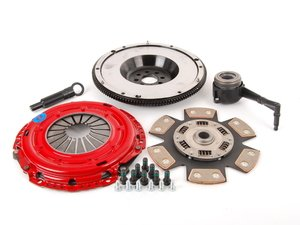 ES#3098764 - ktsifhddxdbKT - Stage 2 Drag Clutch Kit - Designed for drag or drift cars that see limited street use. Conservatively rated at 520ft/lbs. - South Bend Clutch - Audi Volkswagen