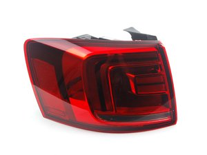 ES#2602396 - 5C6945207A - Outer LED Tail Light Assembly - Left - Genuine replacement - Genuine European Volkswagen Audi - Volkswagen