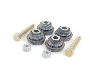 ES#1639999 - 1153301775 - Upper Control Arm Bushing Kit - Priced Each - Includes all hardware needed for installation - Genuine Mercedes Benz - Mercedes Benz