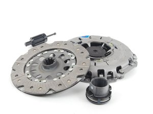 ES#3493442 - k70282hdofeKT - Stage 2 Endurance Clutch Kit - Designed for track use while still streetable. Rated at 495ft/lbs. - South Bend Clutch - BMW