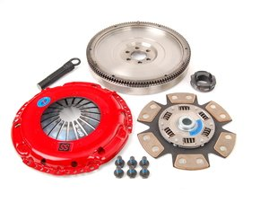 ES#3130058 - k70316fssdxdbKT - Stage 3 Drag/Drift Clutch Kit - Designed for dedicated drag or drift cars. Conservatively rated at 510 ft/lbs. - South Bend Clutch - Volkswagen