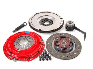 ES#3098667 - kr32fhdoKT - Stage 2 Daily Clutch Kit - Designed for the daily-driven, weekend track warrior. Conservatively rated at 400 ft/lbs. - South Bend Clutch - Volkswagen