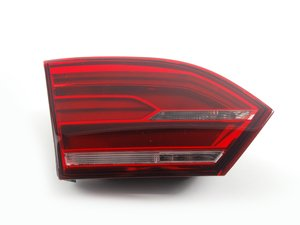 ES#2746489 - 5C6945307A - Inner LED Tail Light Assembly - Left - Includes rear fog light - Genuine European Volkswagen Audi - Volkswagen