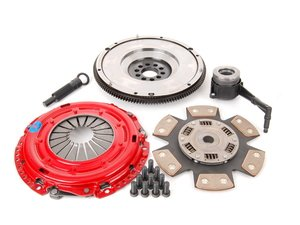 ES#3098669 - kr32fhddxdbKT - Stage 2 Drag/Drift Clutch Kit - Designed for drag or drift cars that see limited street use. Conservatively rated at 520 ft/lbs. - South Bend Clutch - Volkswagen