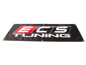 ES#2748581 - ecs2x5adban - ECS Tuning Banner - 2' X 5'  - ECS - Audi BMW Volkswagen Mercedes Benz MINI Porsche