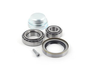 ES#2678318 - 1163300051 - Front Wheel Bearing Kit - Priced Each - Fits Left Or Right Side - FAG - Mercedes Benz