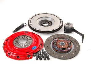 ES#3098671 - KR32FSSOKT - Stage 3 Daily Clutch Kit - Designed for high-powered street cars while capable enough to handle the track. Conservatively rated at 470ft/lbs. - South Bend Clutch - Volkswagen