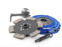 ES#2568902 - SV874-2 -  Stage 4 Single Mass Clutch Kit - Upgraded 6-puck clutch kit without flywheel, must be used with Spec flywheel - Spec Clutches - Volkswagen